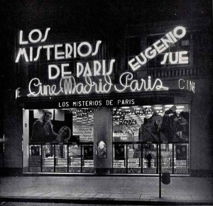 Cine Madrid-Paris