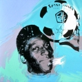andy warhol pele athlete